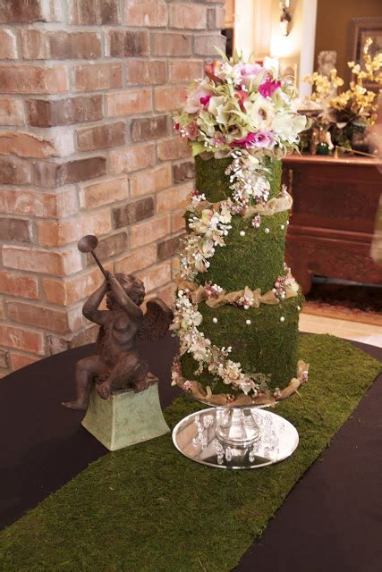 janet s designs bridal shower garden themed - Bridal Shower Garden Themed
