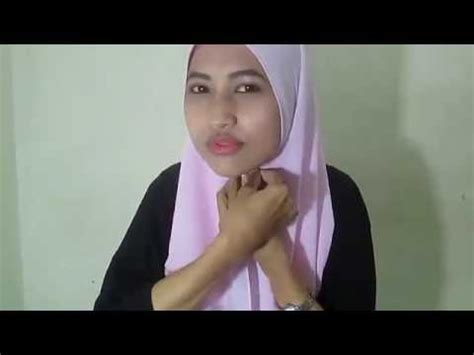 tutorial hijab pashmina masa kini hijab tutorial pashmina office look tren masa kini