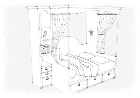 Built In Bunk Bed Plans Pdf Diy Built In Bed Plans Building Plans A Loft Bed 187 Woodworktips