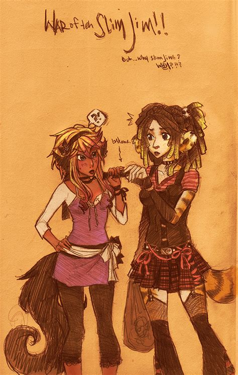 how much is a slim jim snap into a slim jim by hchan on deviantart