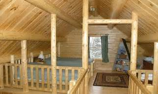 Log Cabin Loft by Simple Cabin Plans With Loft Simple Log Cabin House Plans