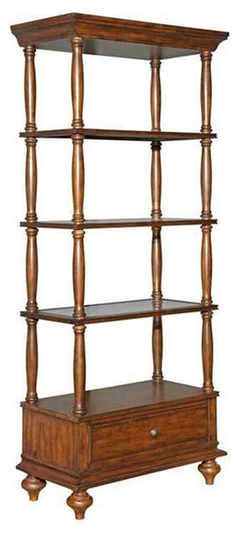 Wood Bathroom Etagere Artisans Shoppe Solid Wood Birmingham Etagere Whiskey Traditional Display And Wall