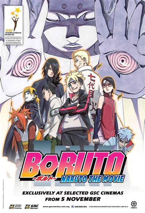 anime the movie boruto naruto the movie anime movie gsc movies