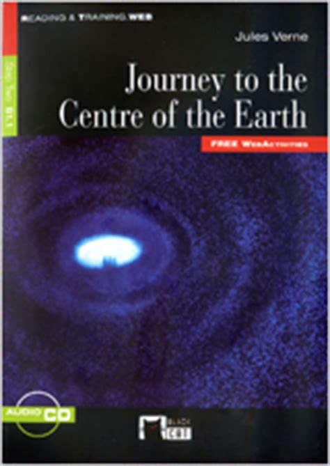 libro journey to the centre black cat
