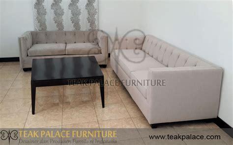 bogor sofa minimalis jati ruang keluarga harga murah