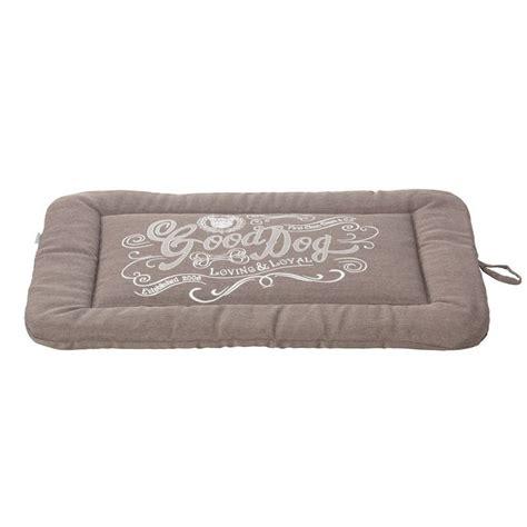 tapis indestructible pour chien coussin pour chien chic tapis pour chien de luxe