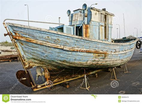 wooden boat stock photo image  coral disasters