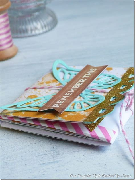 tutorial scrapbooking italiane sizzix daily inspiration from our bloggers