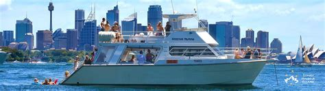 party boat hire fishing party boat hire choose from over 130 sydney party boats