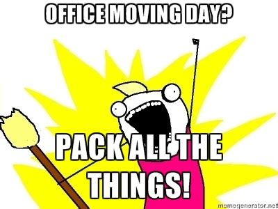 Moving Day Meme - office moving day findfundsblog