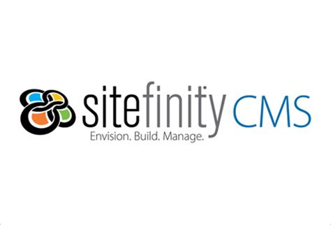 Set Tefity sitefinity cms web and software design st louis