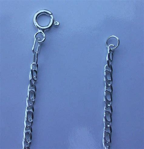 cadenas de plata mexico cadena tejido egipcio en plata 925 550 00 en mercado