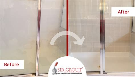 see how a bathroom was protected against water damage with