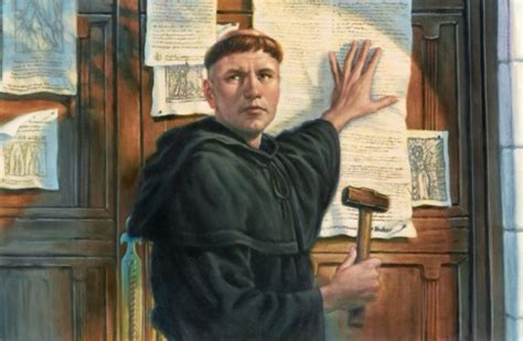 what was the 95 thesis reformation day 2015 is 498 years after martin luther