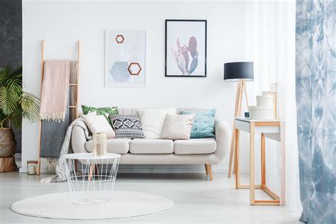 ideas para decorar un salon de te 5 ideas de salones para pisos peque 241 os menos es m 225 s