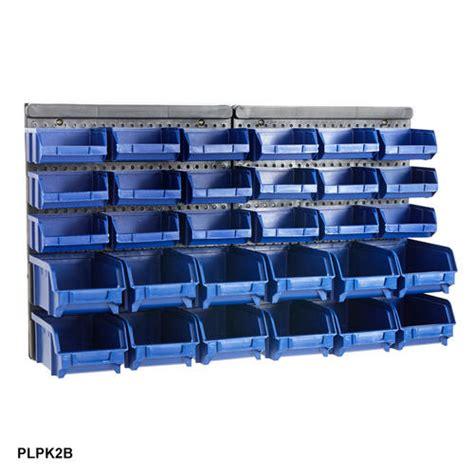 Garage Shelving And Tool Racks Garage Wall Tool Panel Rack Kit Shelves Part Bins Storage