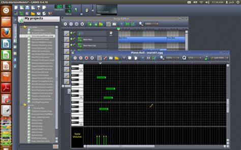 pattern music maker lmms is a fearsome music making machine reviews