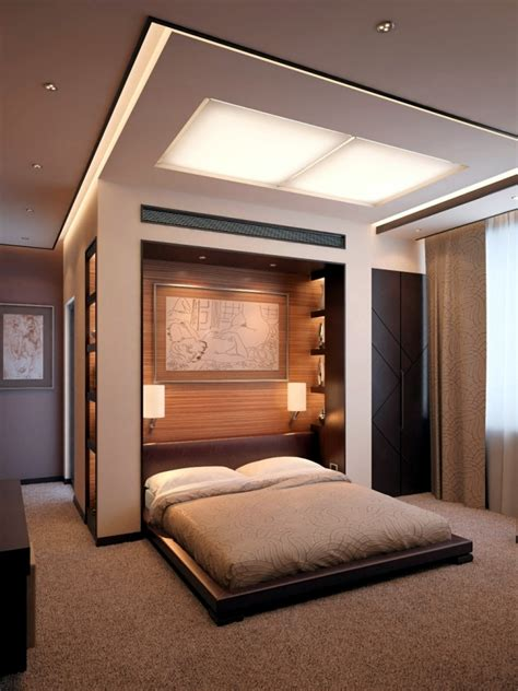 attractive Decorating The Wall Behind Your Headboard #5: 20-ideas-for-attractive-wall-design-behind-the-bed-in-the-bedroom-2-644003480.jpg