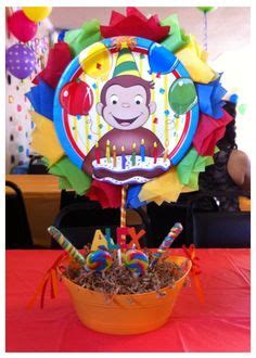 georg decorations 1000 images about curious george birthday on