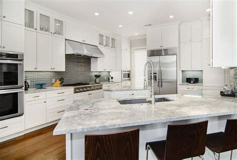 Kitchen With Island And Peninsula recreating a dream kitchen plano tx hatfield builders