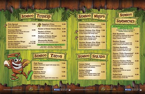 17 bar grill menu design images bar and grill menu ideas