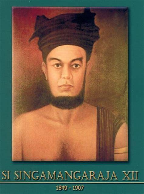 biografi pangeran diponegoro sisingamangaraja xii