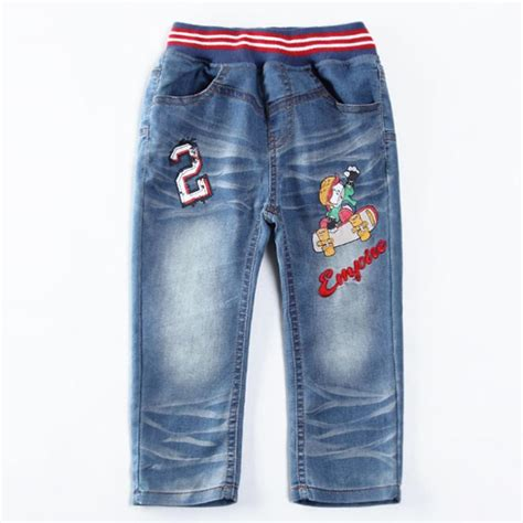 jeans pattern new boys jeans fashion trousers for baby boys children