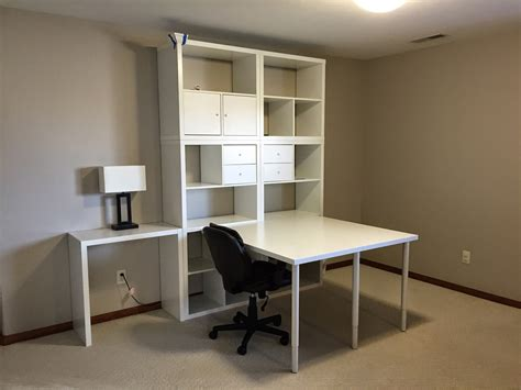 Ikea Hackers by Ikea Kallax Workstation Dimensions Crafts