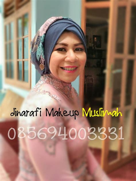 Makeup Tunangan Jasa Makeup Muslimah Di Cipete Jakarta Selatan Dinarafi