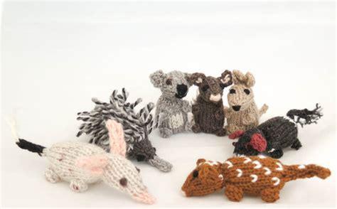 knitting for wildlife knitting pattern australian animals woolly wildlife koala