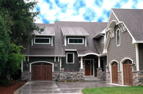 dark gray house dark gray house wood door paint colors pinterest