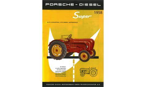 Porsche Diesel Schlepper by Porsche Diesel