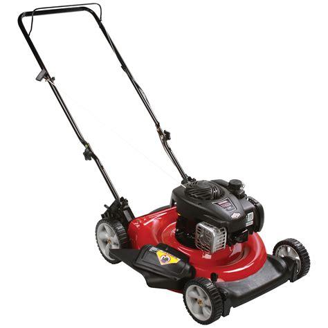 Senter Push On Fl 1108 craftsman 4 5 engine torque side discharge mower lawn garden lawn mowers push mowers