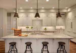 Pendant Lights For Kitchens by Add Character To Your Kitchen With Industrial Pendant Lights