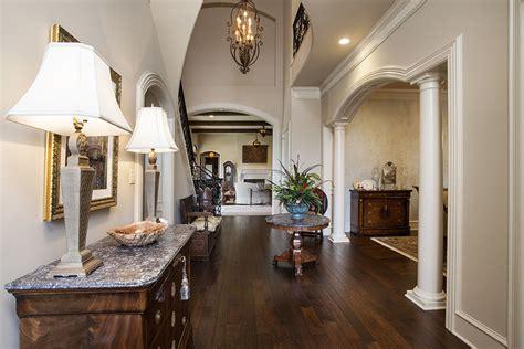 foyer pictures custom home foyers design by jeff paul custom homes