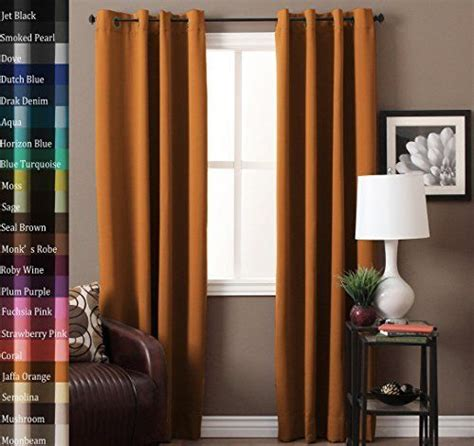 orange nursery curtains 25 best ideas about orange eyelet curtains on pinterest