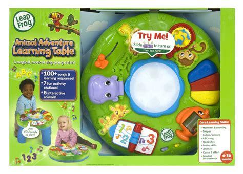 Mainan Animal Two Set leapfrog animal adventure learning table toys