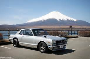 1969 Nissan Skyline Gtr Fab Wheels Digest F W D Nissan Quot Hakosuka Quot Skyline Gt R