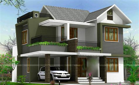 home design for 4 cent 1738 square feet 4 bedroom double floor sloping roof home