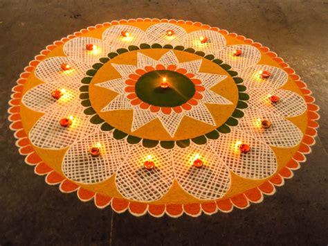 themes of rangoli award winning rangoli designs for diwali with diya