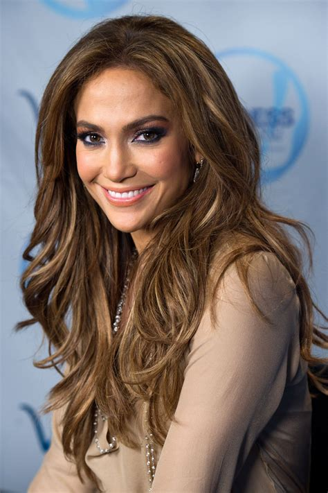 jennifer lopez current haircolor jennifer lopez long hairstyles layered hairstyle