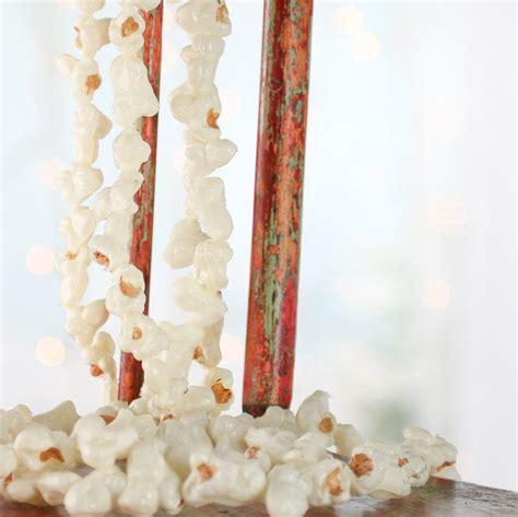 popcorn garland artificial artificial popcorn garland garlands