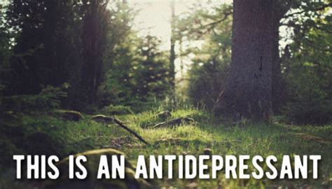 Antidepressant Meme - viral meme suggests depression can be cured by going