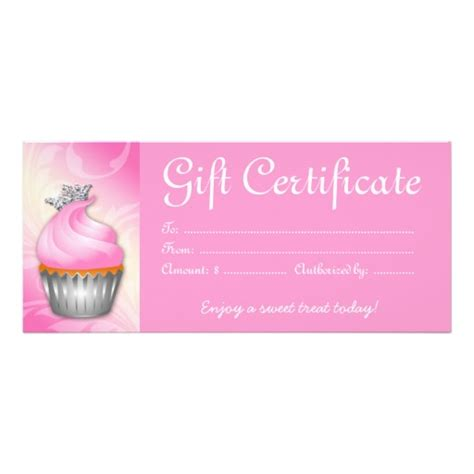 free printable gift certificates for cakes 8 best images of photography gift certificate template