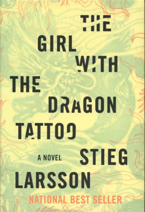 dragon tattoo girl series the girl with the dragon tattoo book 2009