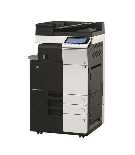 Printer Konica Minolta konica minolta bizhub 224e multifunction printer ebm ltd