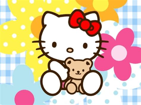 wallpaper computer kitty hello kitty desktop wallpaper cartoons gallery