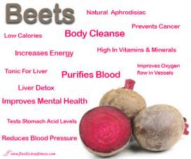 Food friday detox benefits of beets exercises for women