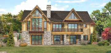 Home Design For Waterfront by Waterfront House Plans Lake Waterfront House Plans