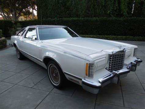sell used 1977 ford thunderbird in san jose california united states